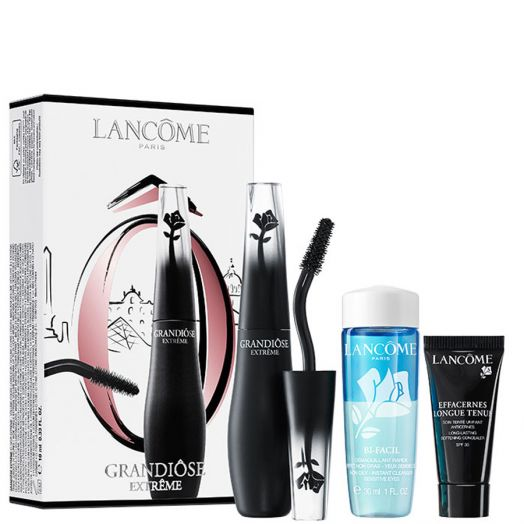 Lancôme Cofre Grandiose Extreme & Bi Facil & Effacernes Longue Tenue