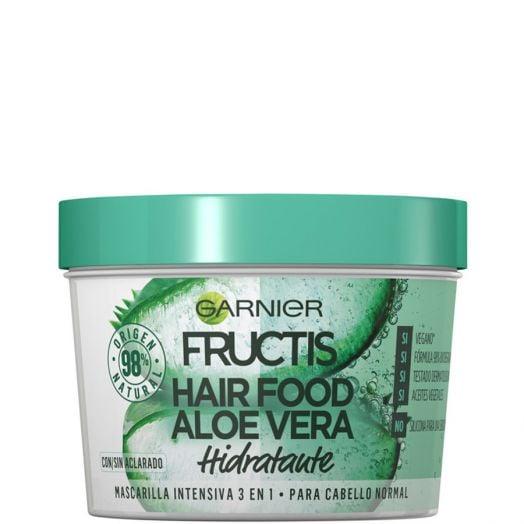 Garnier Fructis Mascarilla Aloe Vera 3 en 1 390 ml