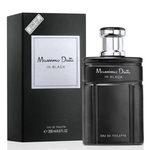 Massimo Dutti In Black Spray