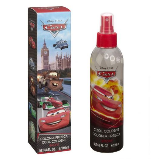 Cars Colonia Fresca 200 Ml