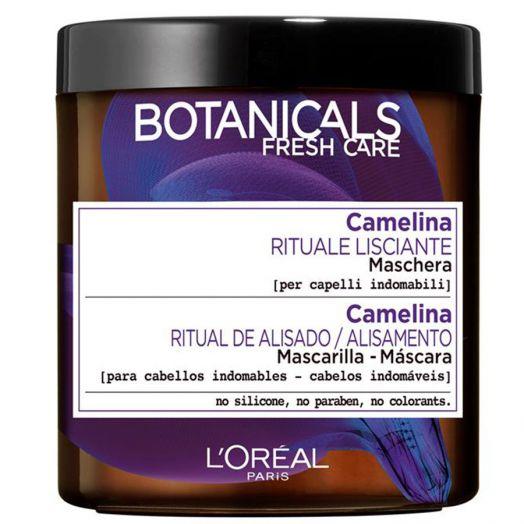 L'oréal Botanicals Camelina Ritual De Alisado Cabello Indomable 200 Ml