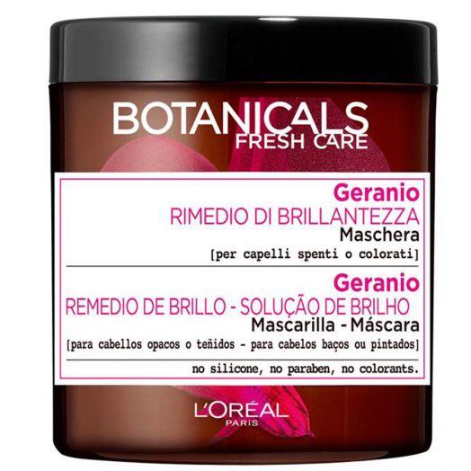 L'oréal Botanicals Geranio Remedio De Brillo Mascarilla 200 Ml