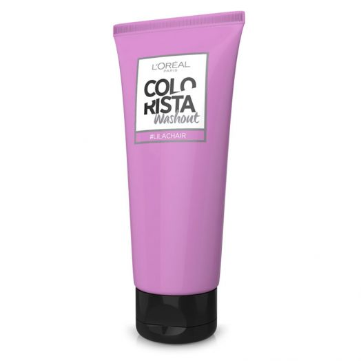 L'oreal Colorista Washout Lilachair 80 Ml