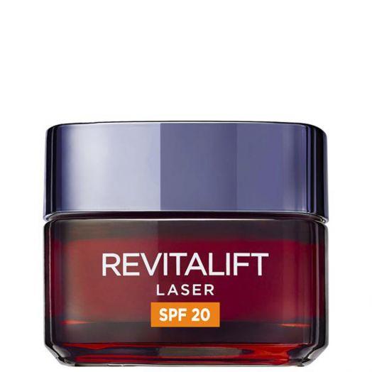 L'oréal Revitalift Laser Crema Anti-edad Renovadora Spf20 50 Ml