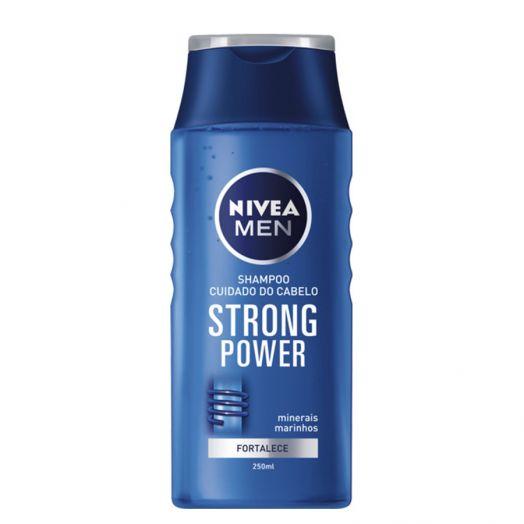 Nivea Men Strong Power Champú 250 Ml