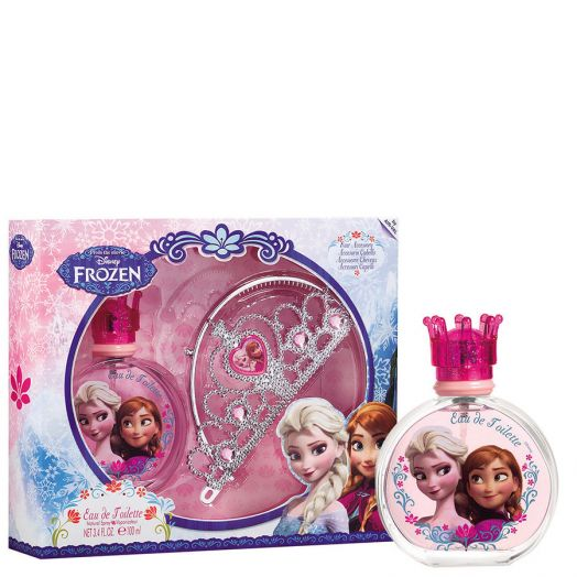 Frozen Estuche  Frozen Edt Spray 100 Ml + Tiara