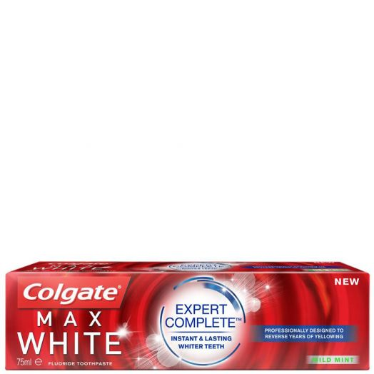 Colgate Max White Expert Complete Pasta Dentífrica 75 Ml