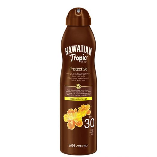 Hawaiian Tropic Protective Bruma Spf 30 180 Ml