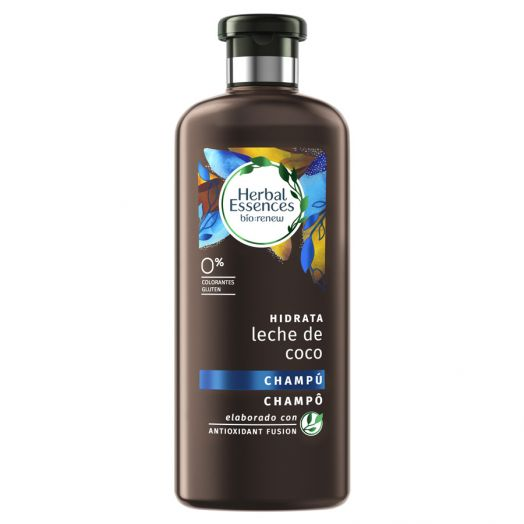 Herbal Essences Leche De Coco Champú 400 Ml