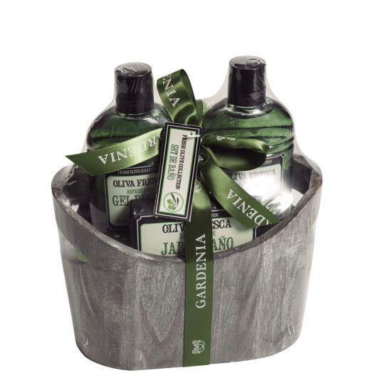 Perfumania Set De Baño 4 Piezas Mk814060