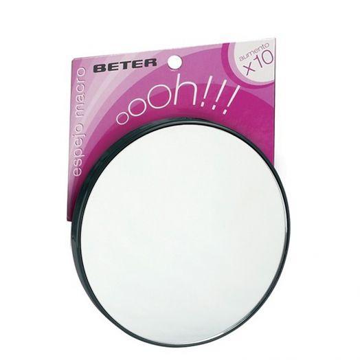 Beter Oooh! X10 Espejo Macro X10 Con Ventosas