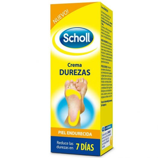 Dr. Scholl Crema Durezas 50 Ml