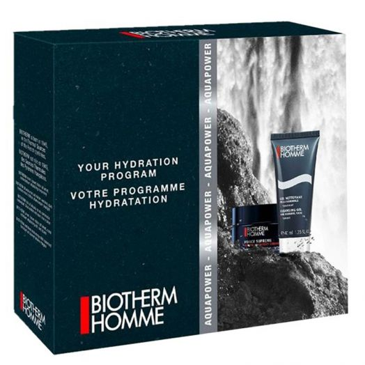 Biotherm Homme Force Supreme Force Supreme Set Estuche