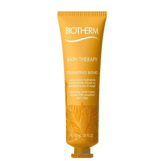 Biotherm Bath Therapy Delightling Blend Crema De Manos 30 Ml