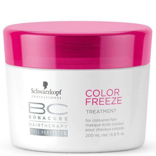 Schwarzkopf Bonacure Treatment Proteccion Color 200 Ml