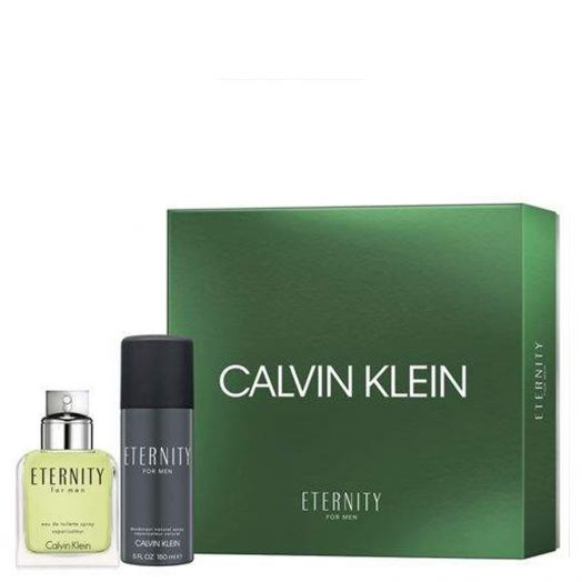 Calvin Klein Eternity Men Eau De Toilette Spray 100 Ml + Desodorante