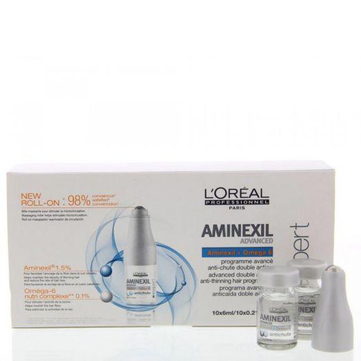L'oreal Professionnel Aminexil Advanced Tratamiento Anti Afinamiento