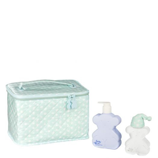Tous Mi Primer Neceser Edt 100ml + Body Lotion + Neceser