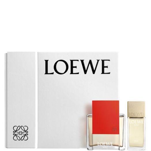 Loewe Solo Ella Eau De Parfum Spray 100 Ml + 20 Ml Estuche