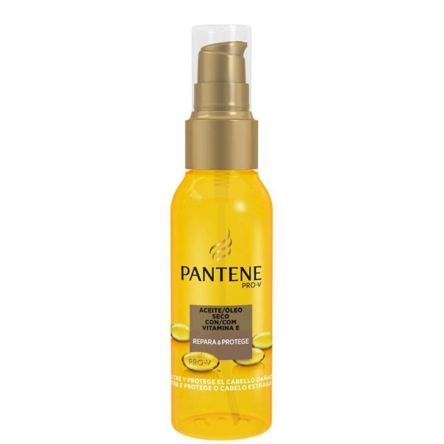 Pantene Pro-v Aceite Seco Repara & Protege Con Vitamina E 100 Ml